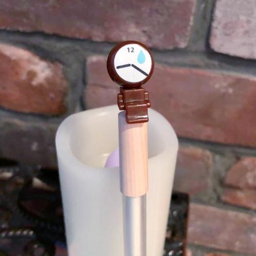 Clock Gel Pen