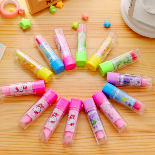 Lipstick Erasers