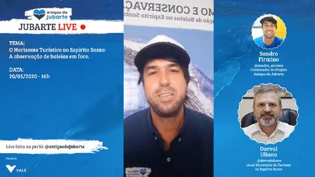 Jubarte.LIVE: O Horizonte Turístico no Espírito Santo: A observação de baleias em foco
