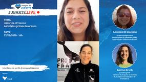 Jubarte.LIVE: Jubartes e Francas: As baleias primas do oceano