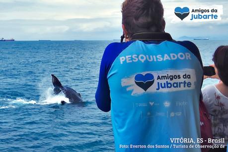Conheça o Trabalho de um Pesquisador de Cetáceos