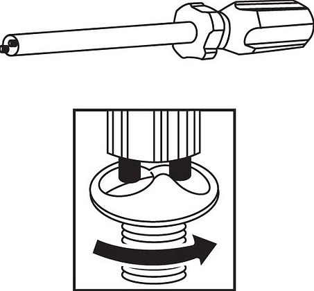 One-Way Screw Remover