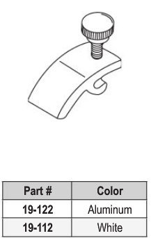 "1/4"" Offset Panel Clip"
