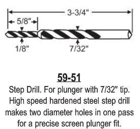 Step Drill Bit