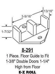 Double Door Floor Guide