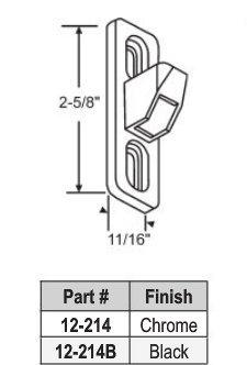 Patio Door Keeper