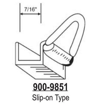 Slip-On Loop Latch