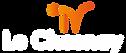 logo AS tennis de table orange et bkanc-