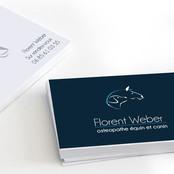 Charte graphique Florent Weber