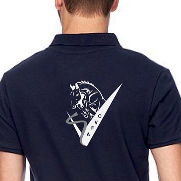 Logo des vétérinaires cavaliers