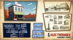 Electroshock Environment Designs