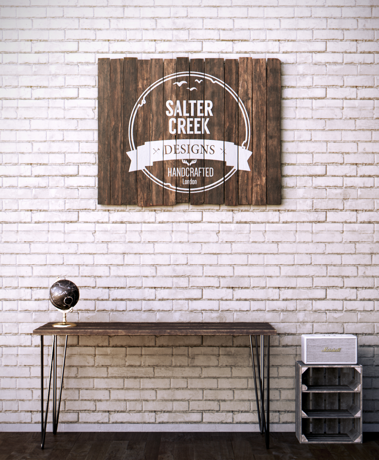 Salter Creek Designs - Logo