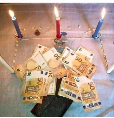 Porte monnaie magique