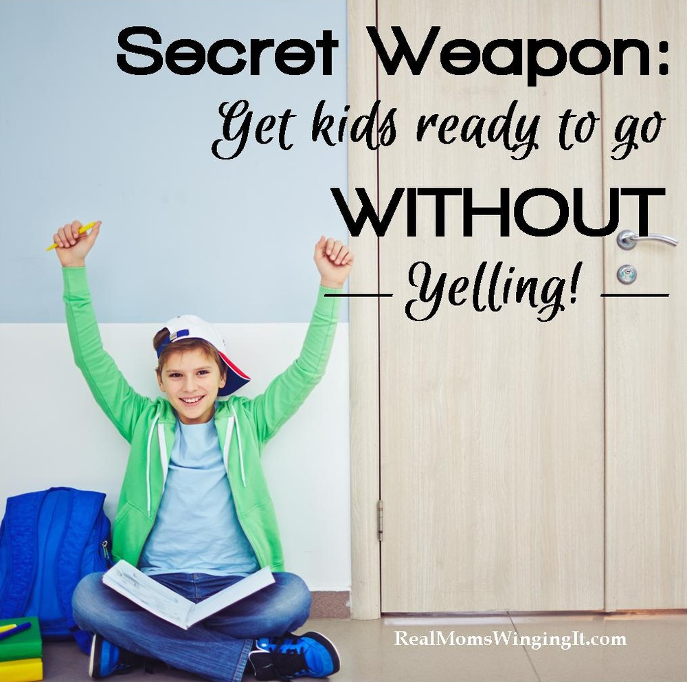 10 days of connecting with your child Get kids ready to go without yelling