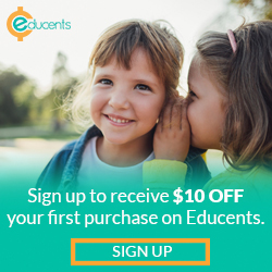 $10 OFF $25 Educational Toys Games and Curriculum