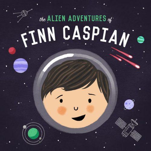 The Alien Adventures Of Finn Caspian Best Podcasts For Kids
