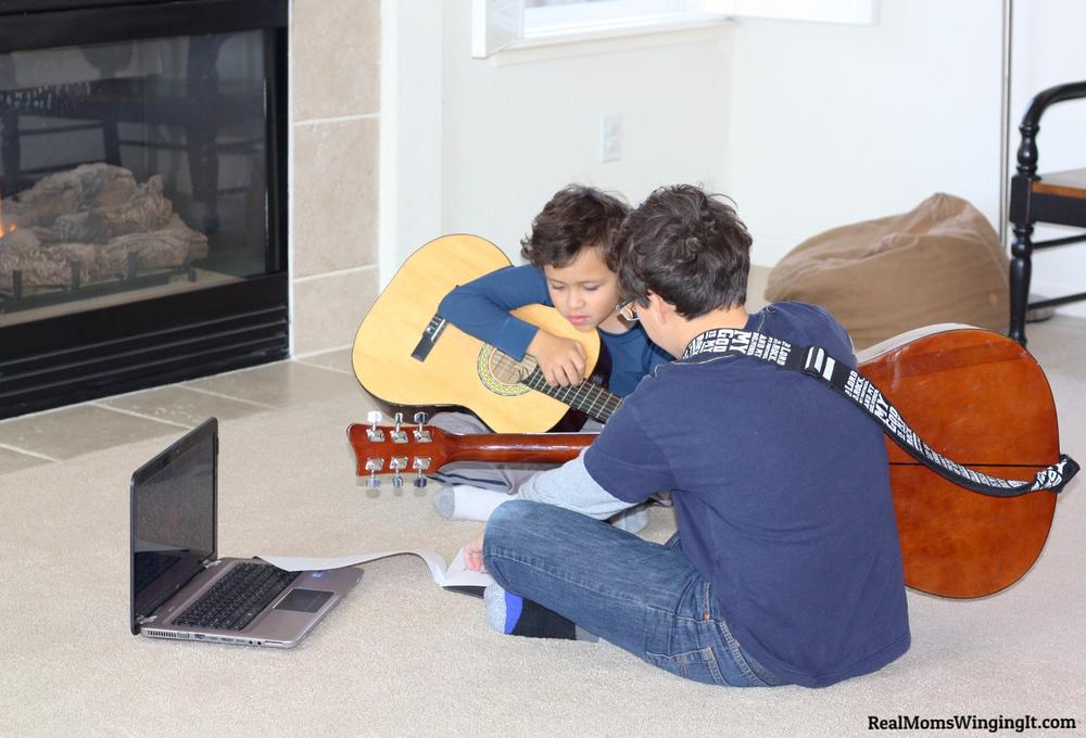 Guitar Lesson online course