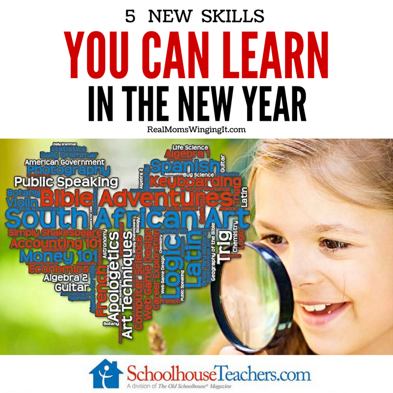 5 New Skills You Can Learn In The New Year