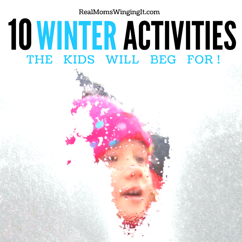 10 Winter Activities The Kids Will Beg For