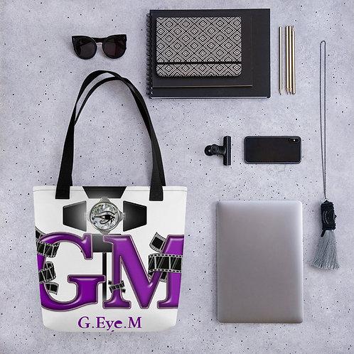 G.Eye.M Tote bag