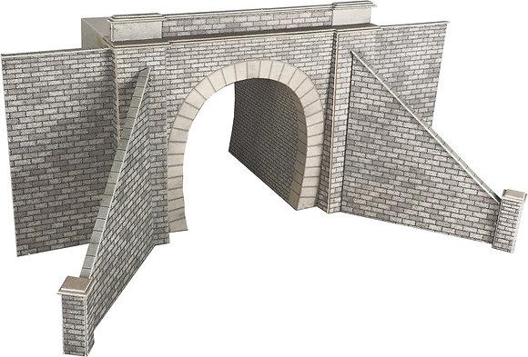 Metcalfe Single Track Tunnel Entrances