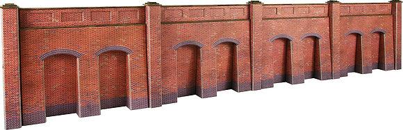 Metcalfe Brick Style Retaining Wall