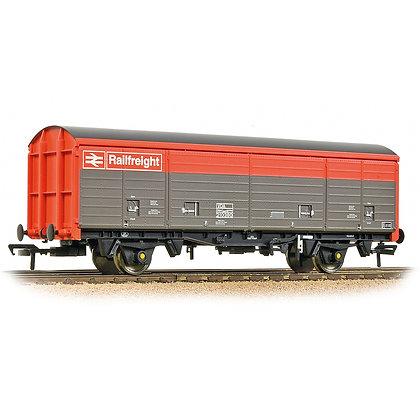 Bachmann OO BR VDA BR Railfreight Red & Grey Van - 38-144A
