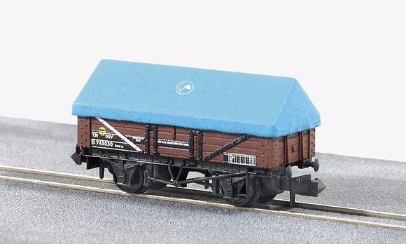 Peco N NR-51 Cina Clay Hood Wagon