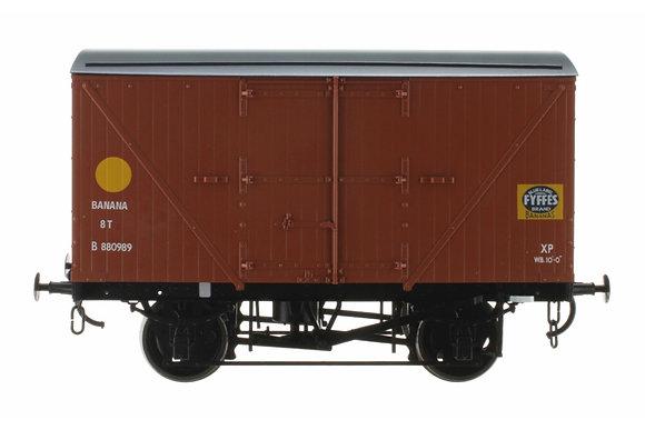 Dapol O 10 Chassis Fyffes Wagon B880898 - 7F-016-001