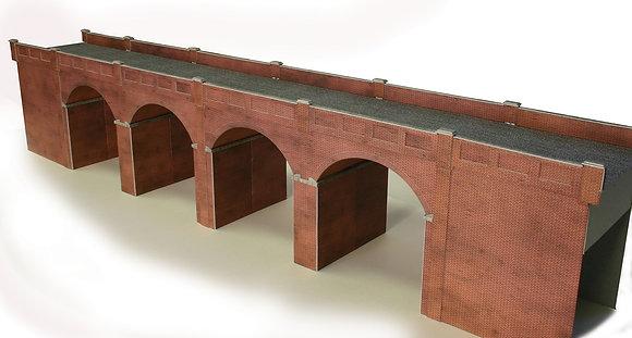 Metcalfe Double Track Brick Viaduct Kit