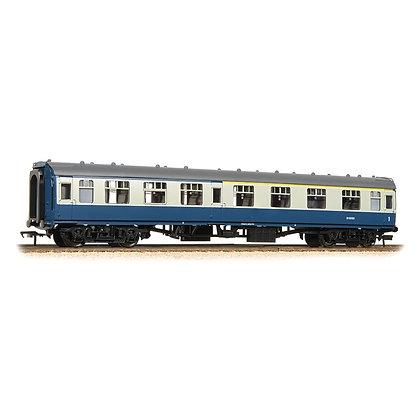 Bachmann OO BR MK1 CK Composite Corridor Blue & Grey - 39-125C