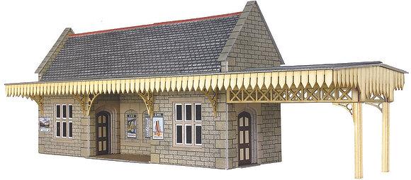 Metcalfe Wayside Station Shelter
