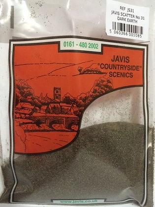 Javis Scatter NO.31 Dark Earth