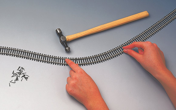 Hornby Semi-Flexible Track - R8090