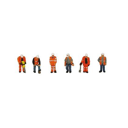 Graham Farish N Trackside Workers - 379-309
