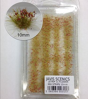 Javis Flower Mix Strips - 10mm