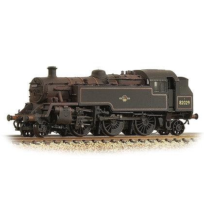 Graham Farish N Class 3MT Tank BR Standard Lined 82029 - 372-330