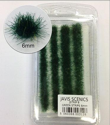 Javis Green Strips - 6mm
