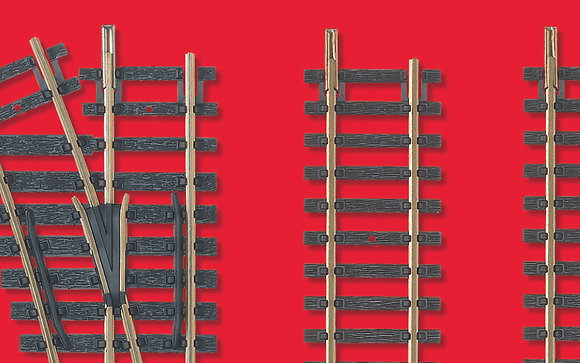 Hornby Track Extension Pack A - R8221