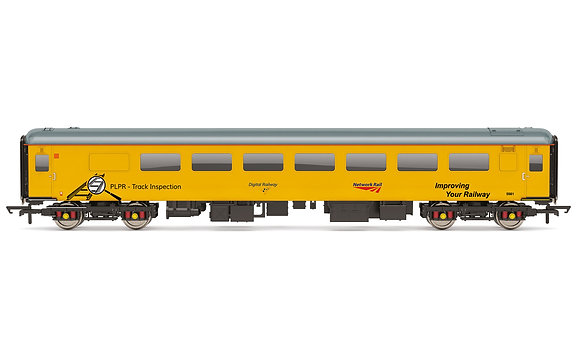 Hornby Network Rail Mk2 Brake 5981 - R4993