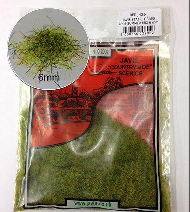 Javis Static Grass NO.6 Summer Mix 6mm