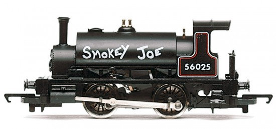 Hornby RailRoad BR 0-4-0ST Smokey Joe - R3064