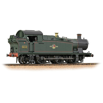 Bachmann OO Class 56XX Tank 6644 BR Tank - 32-083A