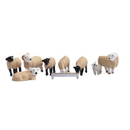 Graham Farish N Sheep - 379-343