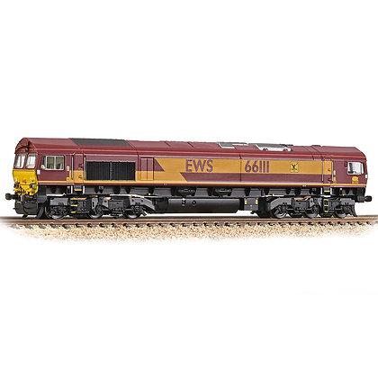 Graham Farish N Class 66 111 EWS - 371-384A