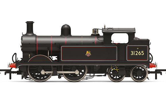Hornby BR(Early) Wainwright H Class 0- 4-4 T31265 - R3631