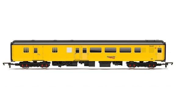 Hornby Network Rail Mk2D Staff Coach 9481 - R4992