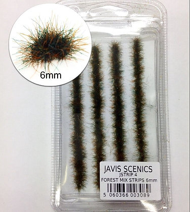 Javis Forest Mix Strips - 6mm