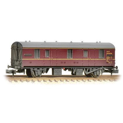 Graham Farish N MK1 CCT BR Maroon Carriage - 374-641