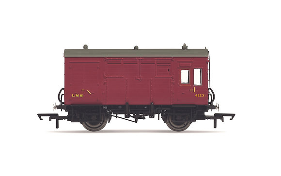 Honrby LMS Horse Box - R6799